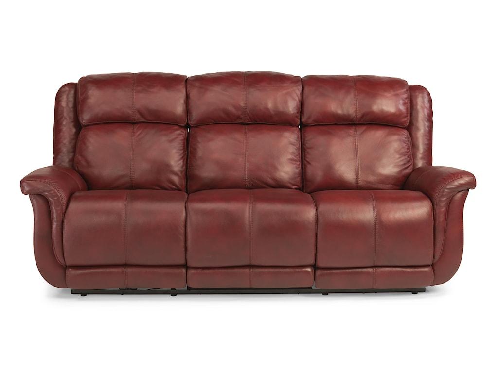 Flexsteel Latitudes-BrookingsPower Reclining Sofa