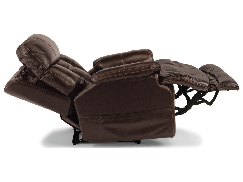 Flexsteel Latitudes-ClivePower Recliner with Power Headrest