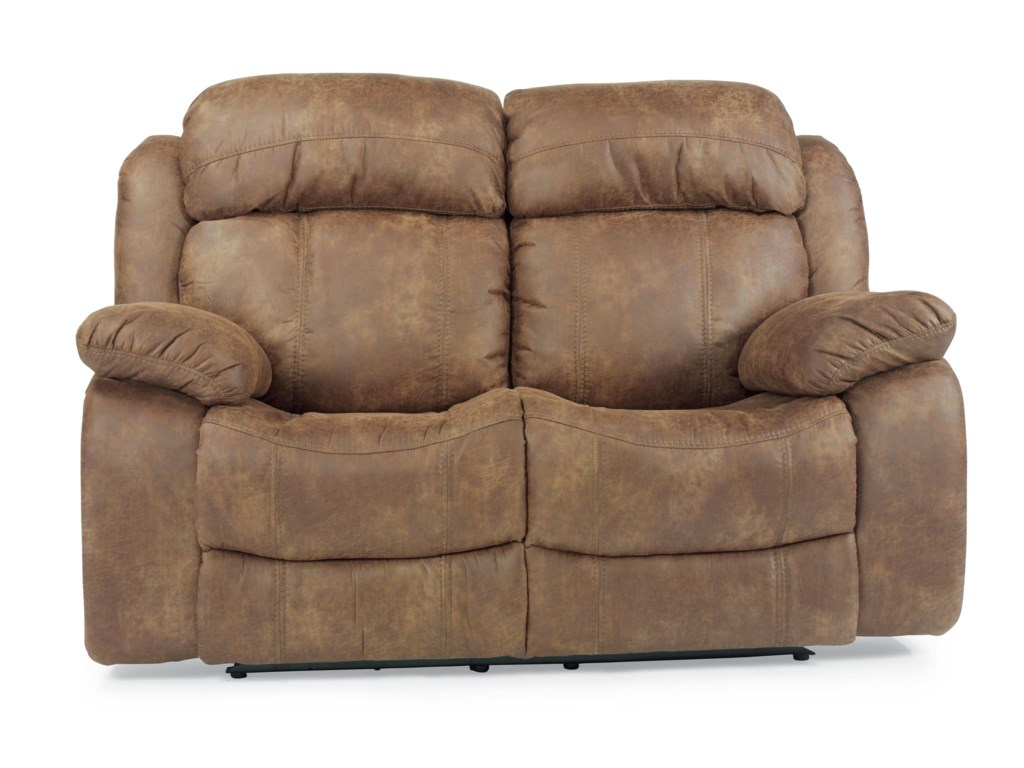 Flexsteel Latitudes-ComoPower Dual Reclining Loveseat