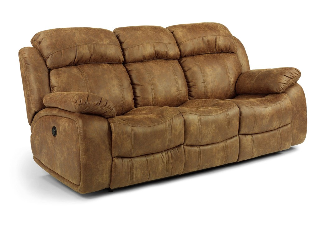 Flexsteel Latitudes-ComoDouble Reclining Sofa