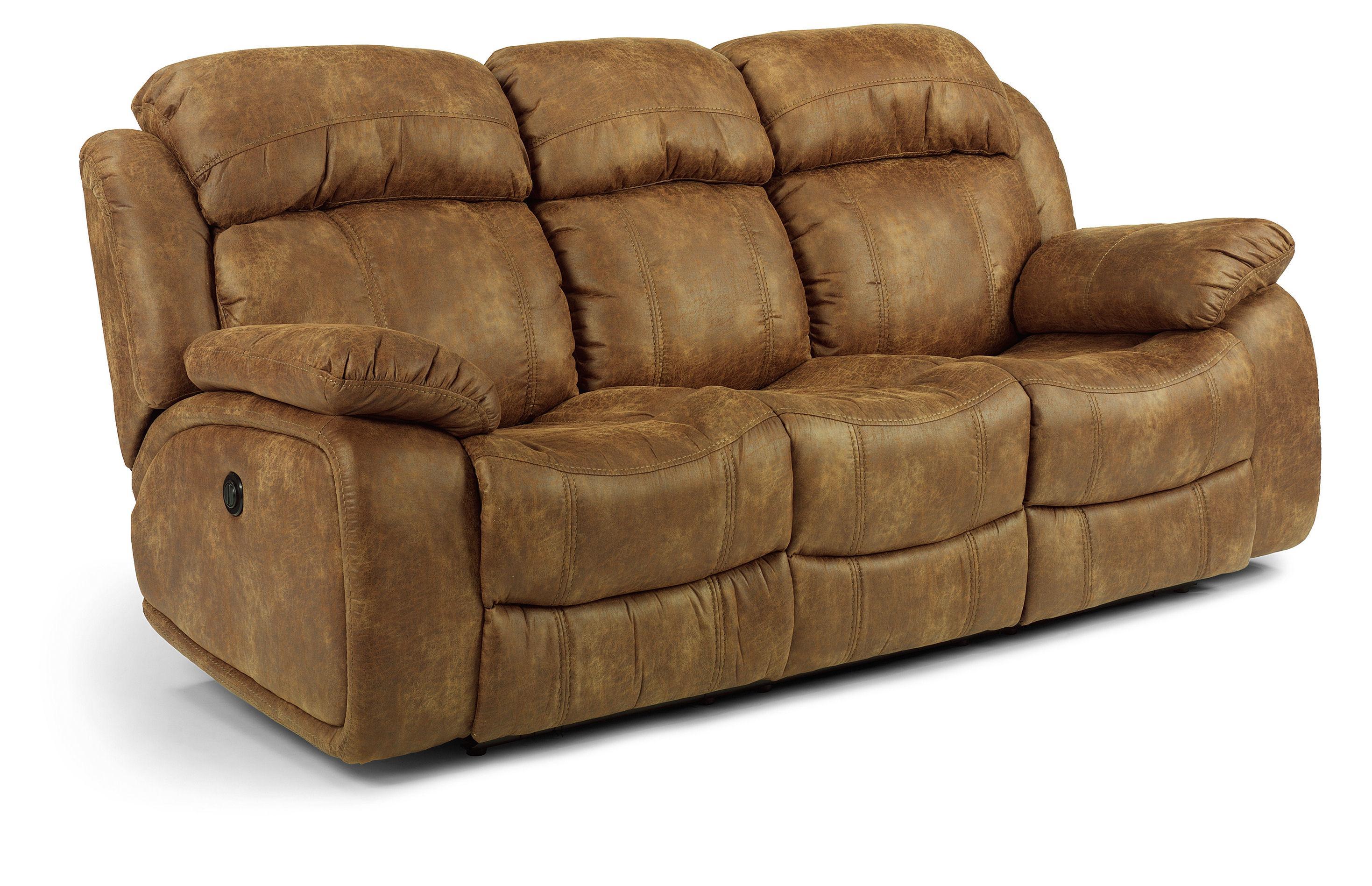 Flexsteel Latitudes Como Double Reclining Sofa