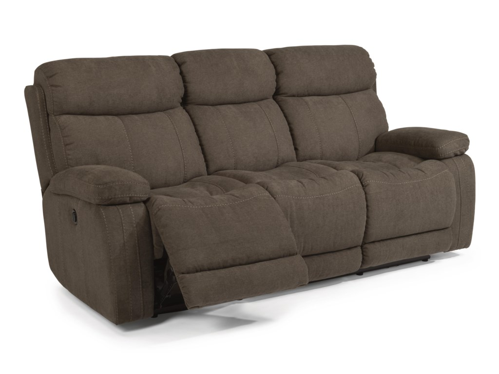 Flexsteel Latitudes-DanikaPower Reclining Sofa
