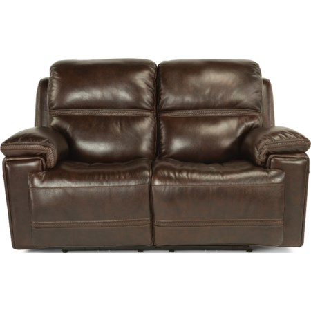 Pwr Rcl Loveseat w/ Pwr Headrest