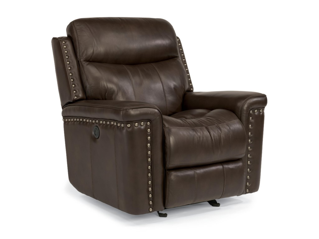 Flexsteel Latitudes-GroverPower Glider Recliner
