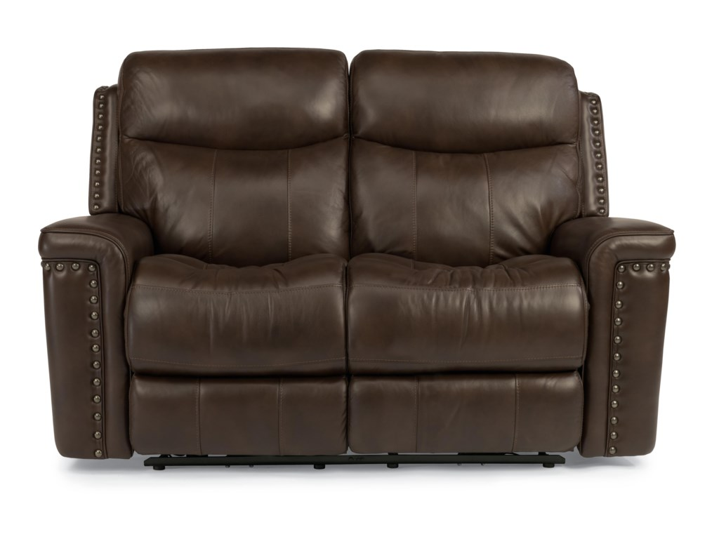Flexsteel Latitudes-GroverPower Reclining Love Seat