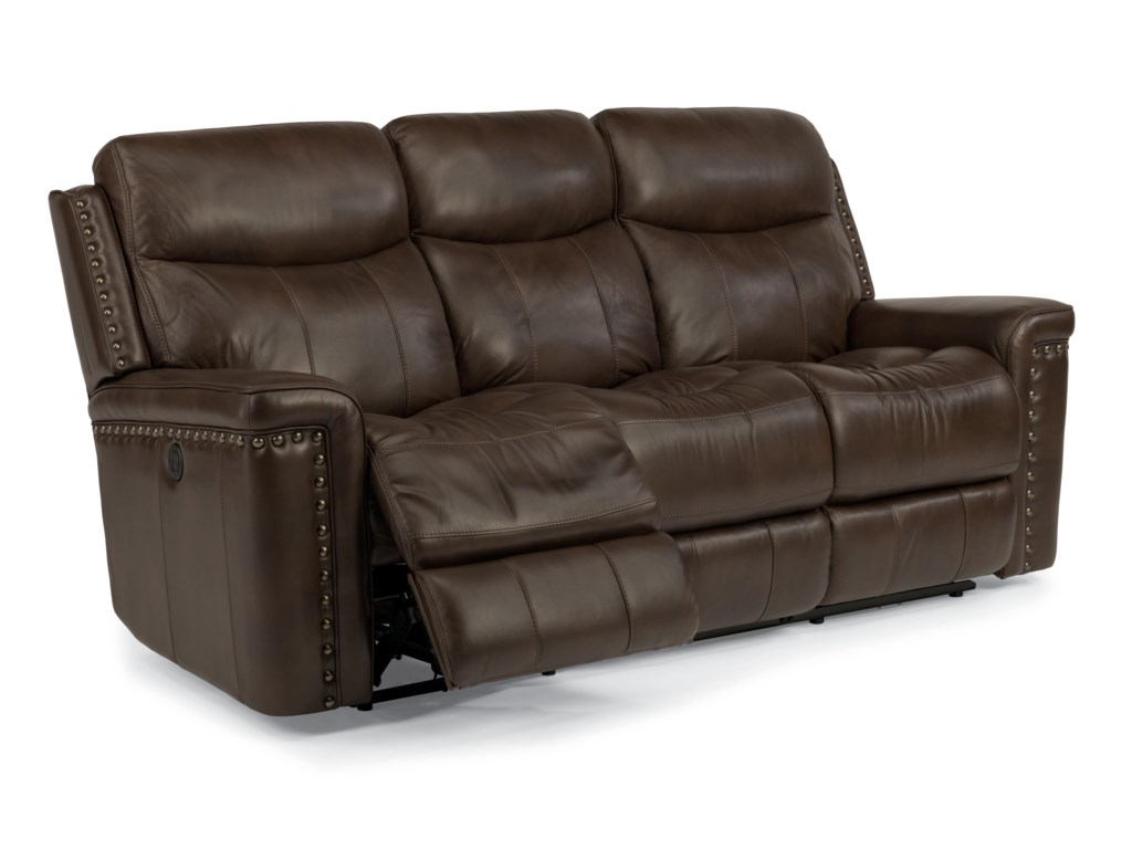 Flexsteel Latitudes-GroverPower Reclining Sofa