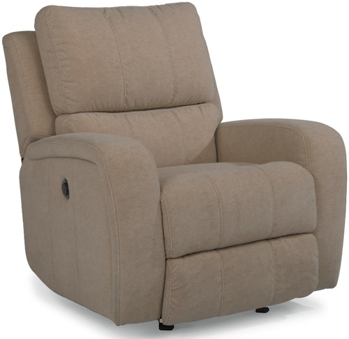 Flexsteel Latitudes-Hammond Glider Recliner with Power