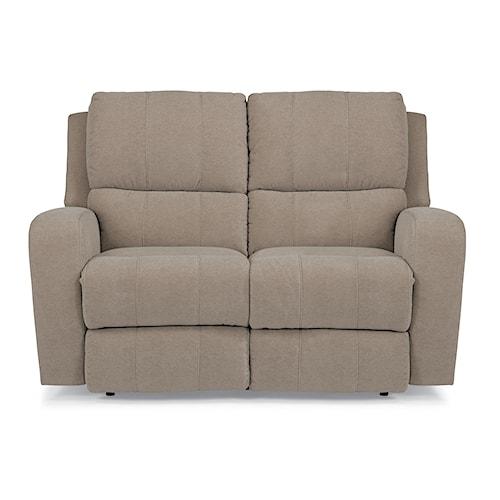 Flexsteel Latitudes Hammond Power Reclining Love Seat
