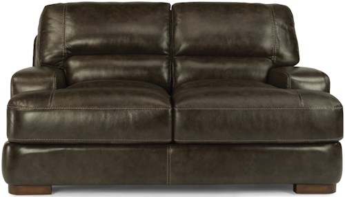 Flexsteel Latitudes - Jillian Contemporary Loveseat
