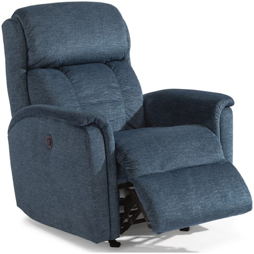 Flexsteel Luna Casual Power Recliner