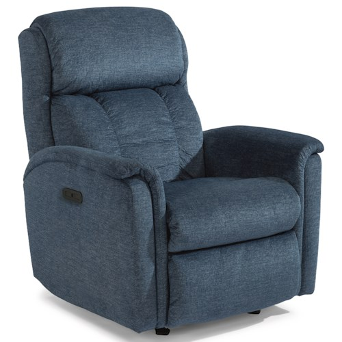 Flexsteel Latitudes-Luna Casual Power Rocking Recliner