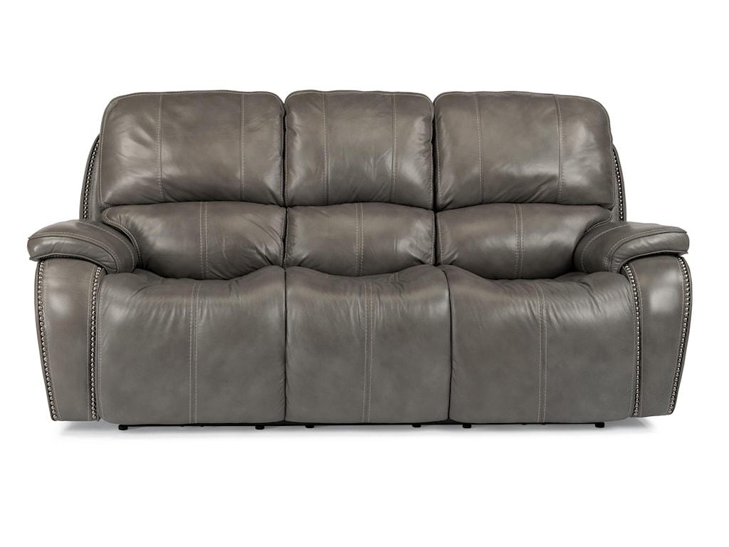 Flexsteel Latitudes-MacKayPower Reclining Sofa