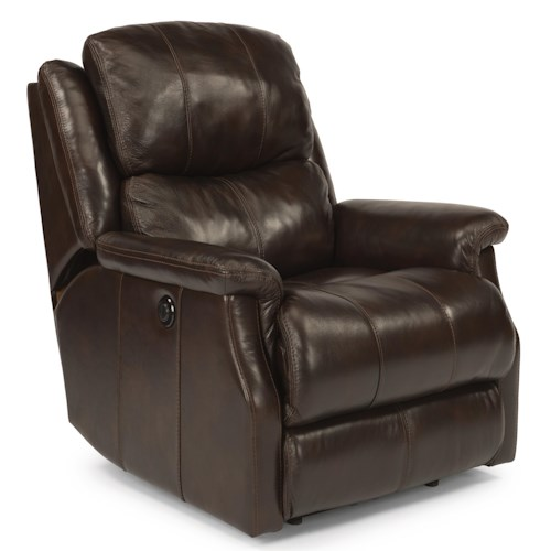 Flexsteel Latitudes-Mateo Casual Power Recliner