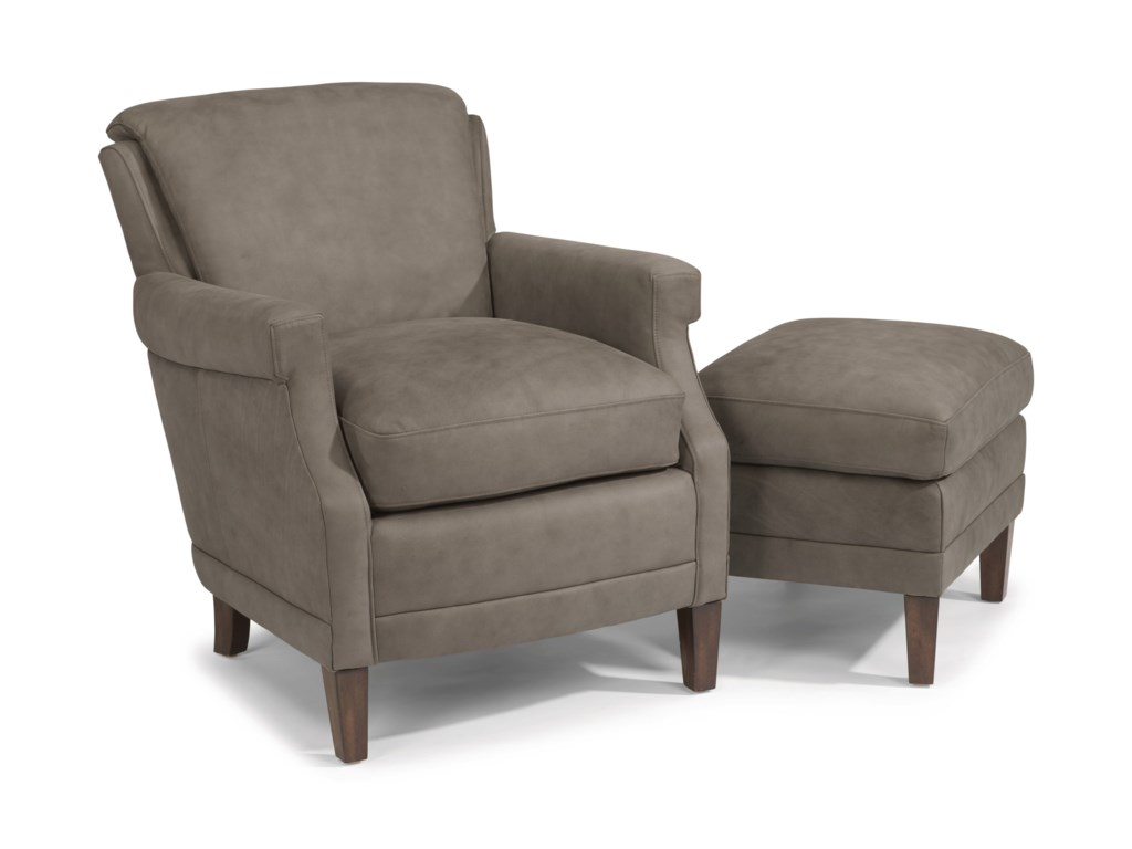 Flexsteel Latitudes-MaxLeather Chair