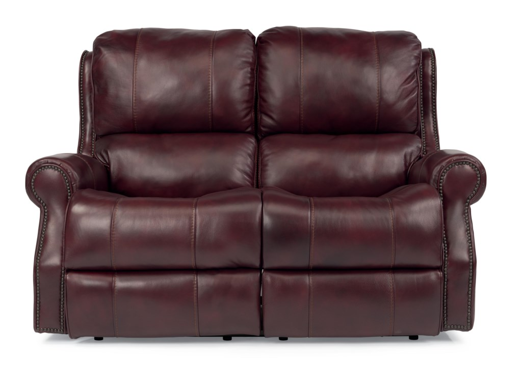 Flexsteel Latitudes-MilesPower Reclining Loveseat