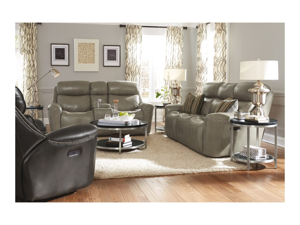 Flexsteel Latitudes-MysticReclining Living Room Group