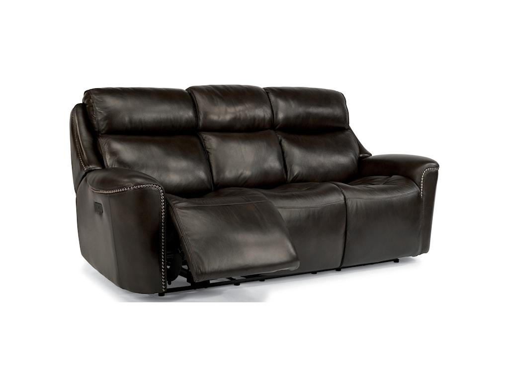 Flexsteel Latitudes Mysticpower Reclining Sofa
