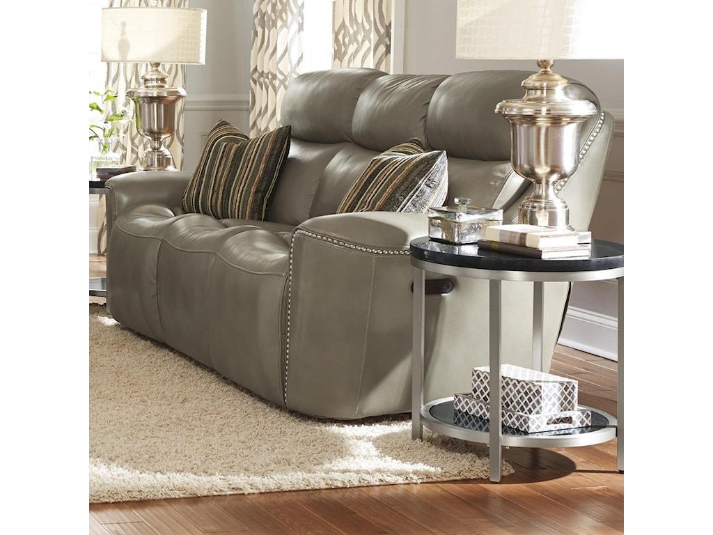 Flexsteel Latitudes-MysticPower Reclining Sofa