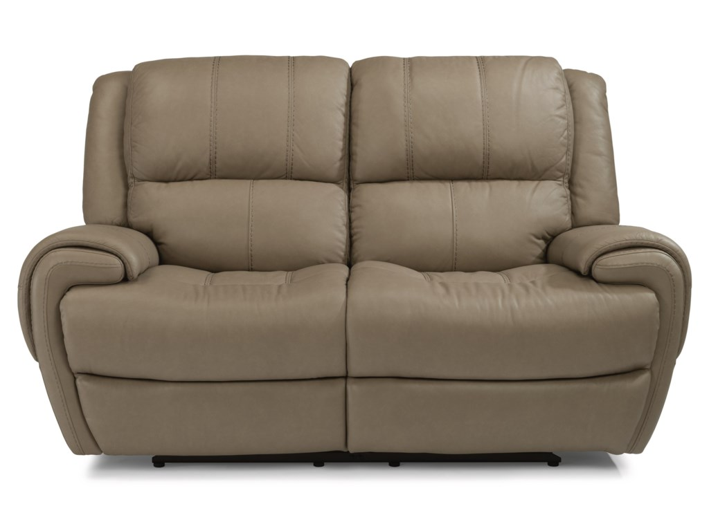 Flexsteel FigaroPower Headrest Loveseat