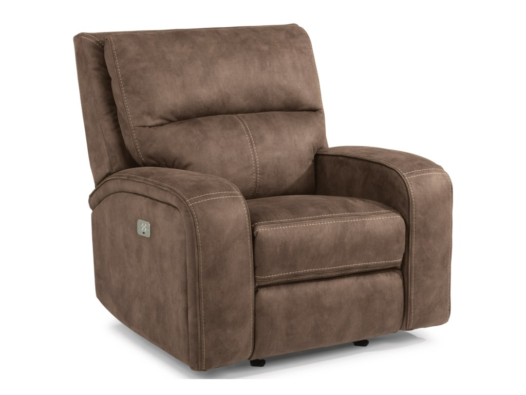 Flexsteel Latitudes-RhapsodyPower Gliding Recliner with Power Headrest