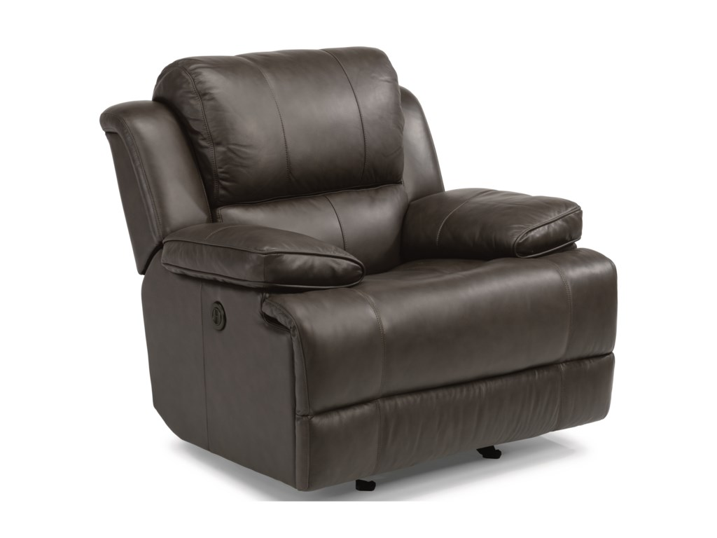 Flexsteel Latitudes-SimonPower Gliding Recliner