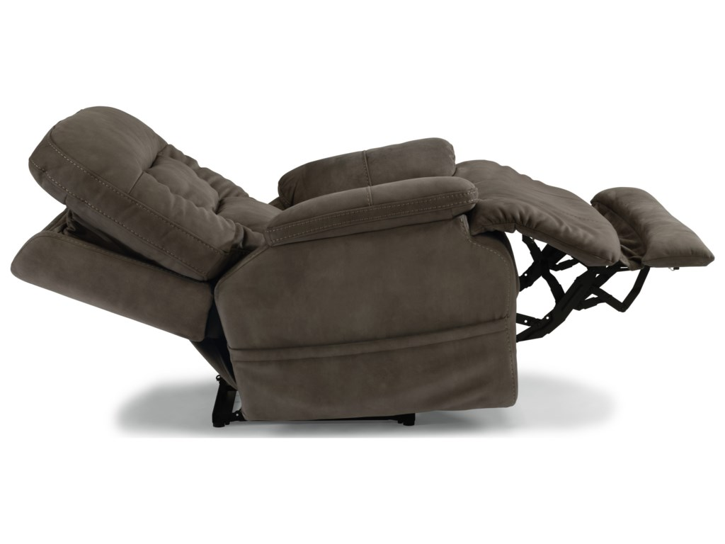 Flexsteel Latitudes-StanfordPower Recliner with Power Headrest