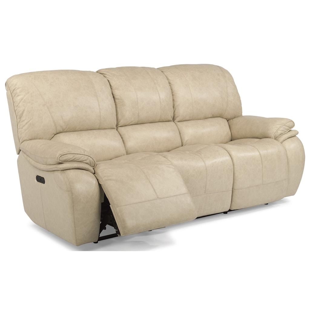 Flexsteel Latitudes Tobin 1515 62ph Power Reclining Sofa With  ~ Best Place To Buy Reclining Sofa