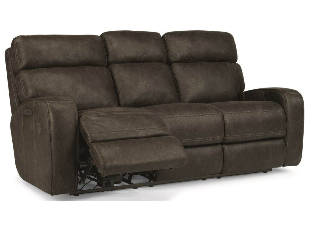 Flexsteel Latitudes-TomkinsReclining Sofa