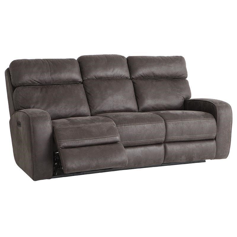 Flexsteel Latitudes Tomkins Power Reclining Sofa With Usb Port And