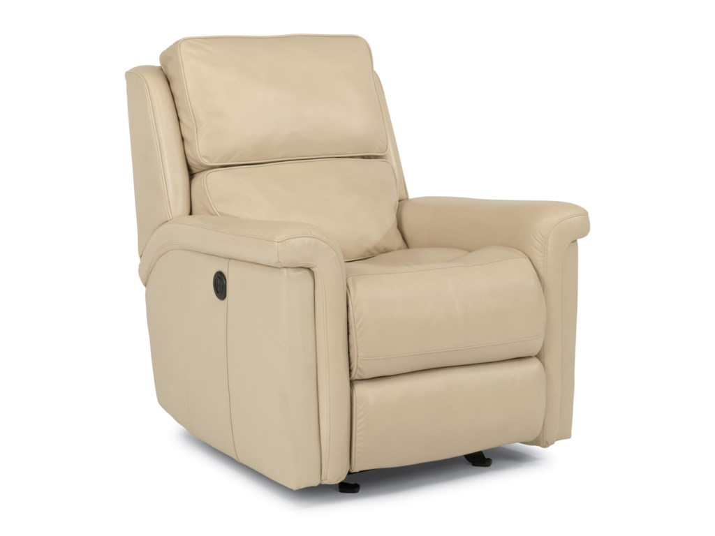 Flexsteel Latitudes-ToshaGlider Recliner with Power
