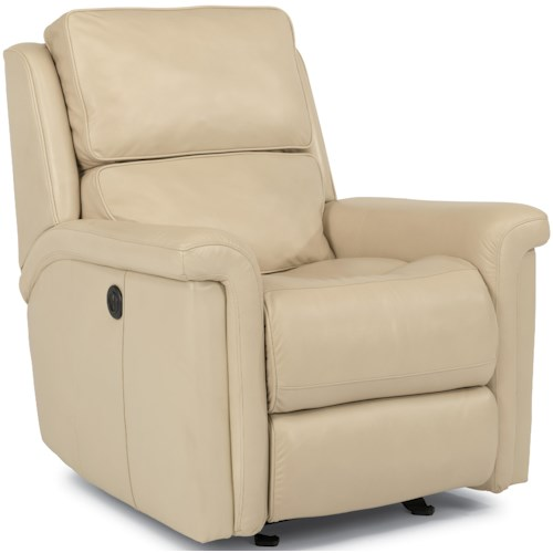 Flexsteel Living Room Glider Recliner