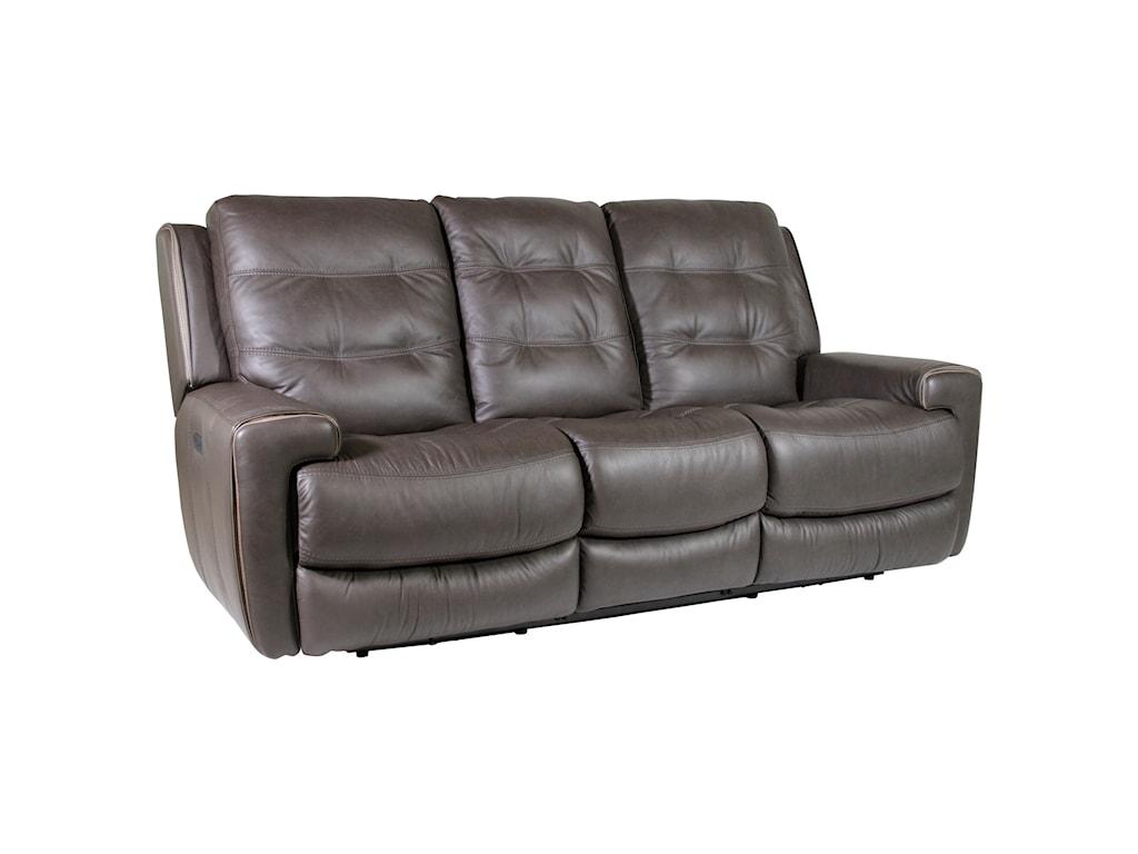 Flexsteel WicklowPower Reclining Sofa