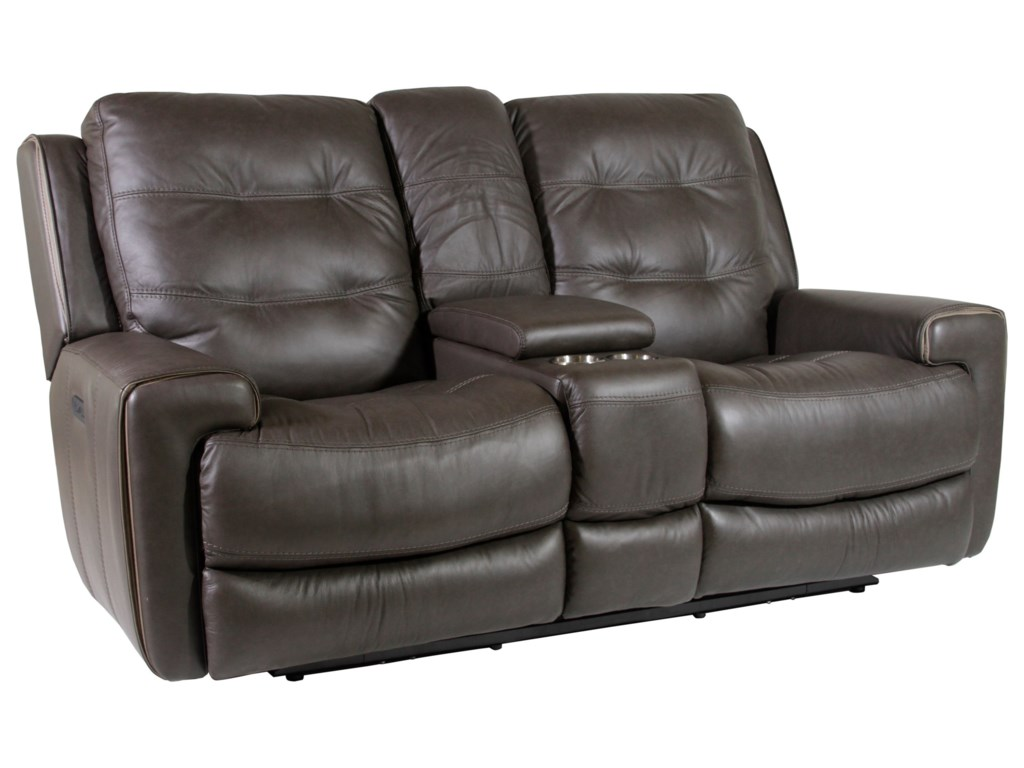 Flexsteel WicklowPower Reclining Loveseat