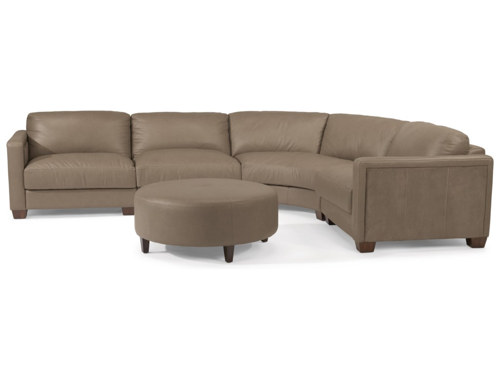 Flexsteel Latitudes-Wyman4 Piece Sectional