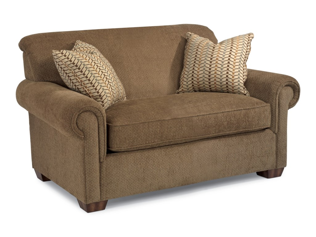 Flexsteel Main StreetTwin Sofa Sleeper