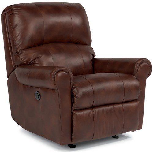 Flexsteel Markham Markham Power Rocker Recliner
