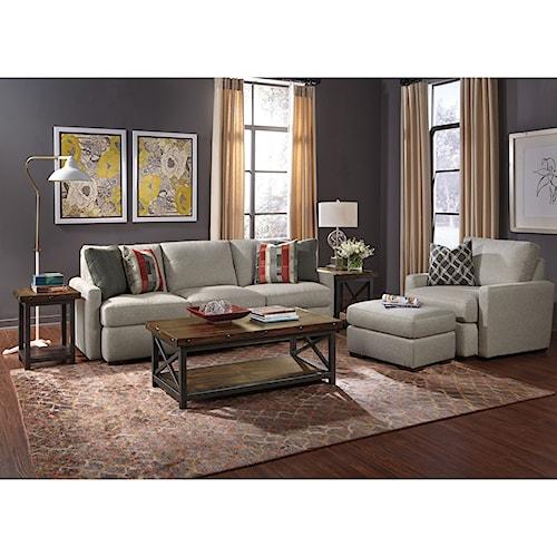 Flexsteel Michelle Living Room Group