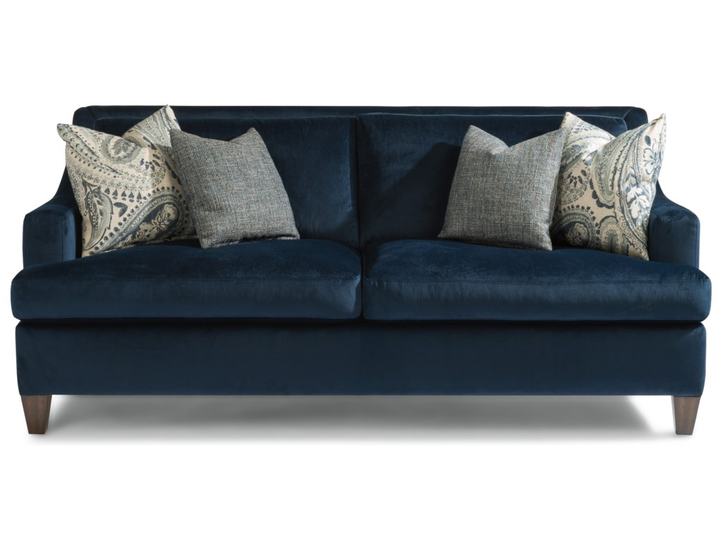 Vogue Contemporary 2-Seater Sofa by Flexsteel at Rotmans