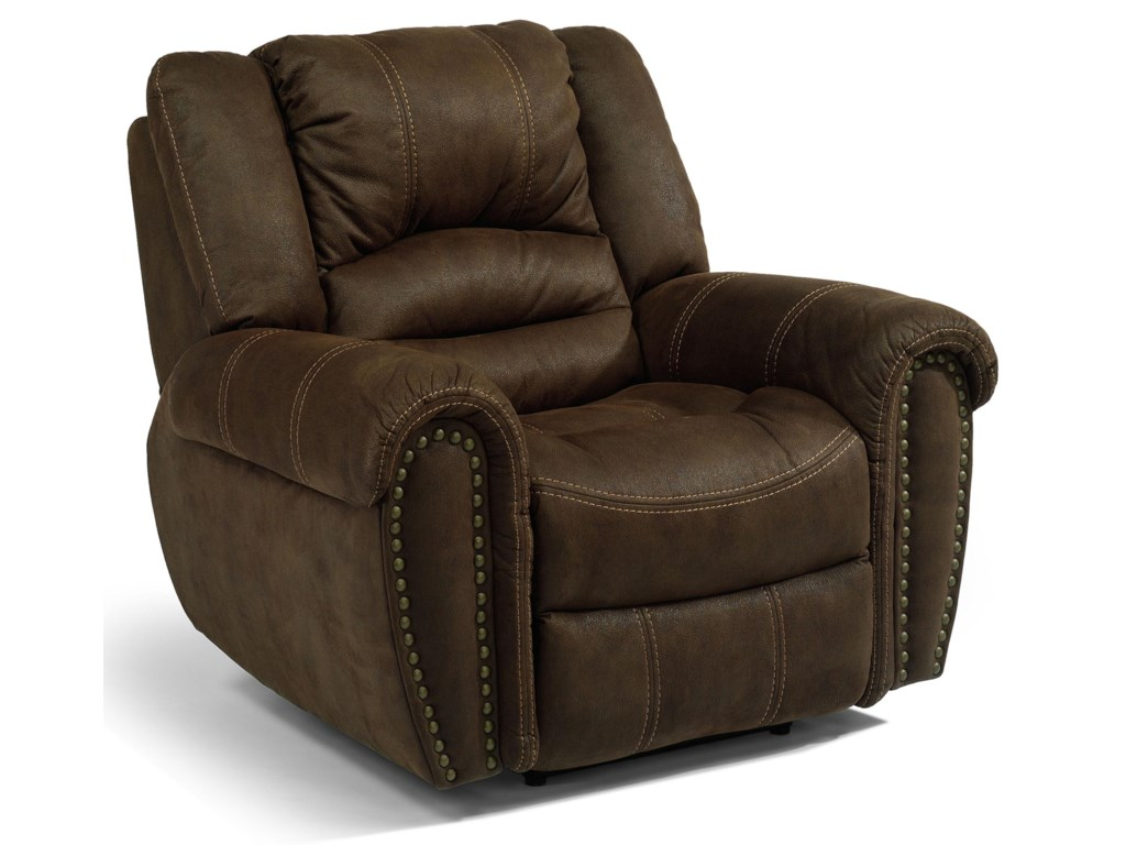 Flexsteel Latitudes - New TownGlider Recliner