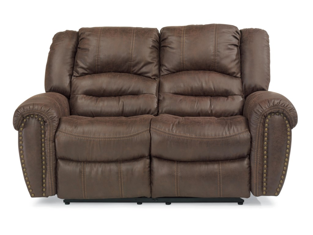 Flexsteel Latitudes - New TownPower Reclining Loveseat
