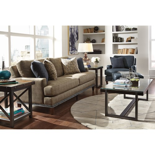 Flexsteel Ocean Living Room Group