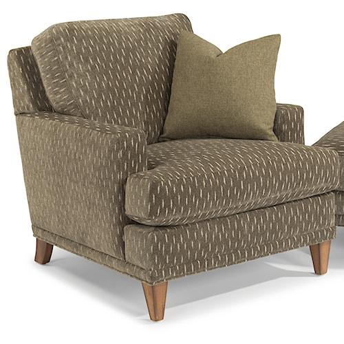 Flexsteel Ocean Chair (No Nails)