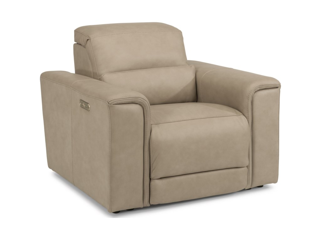 Flexsteel Latitudes - OmegaPower Recliner with Power Headrest