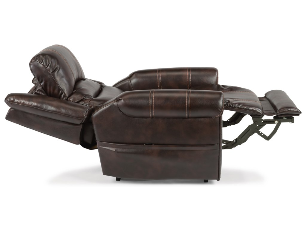 Flexsteel Latitudes - OscarPower Lift Recliner
