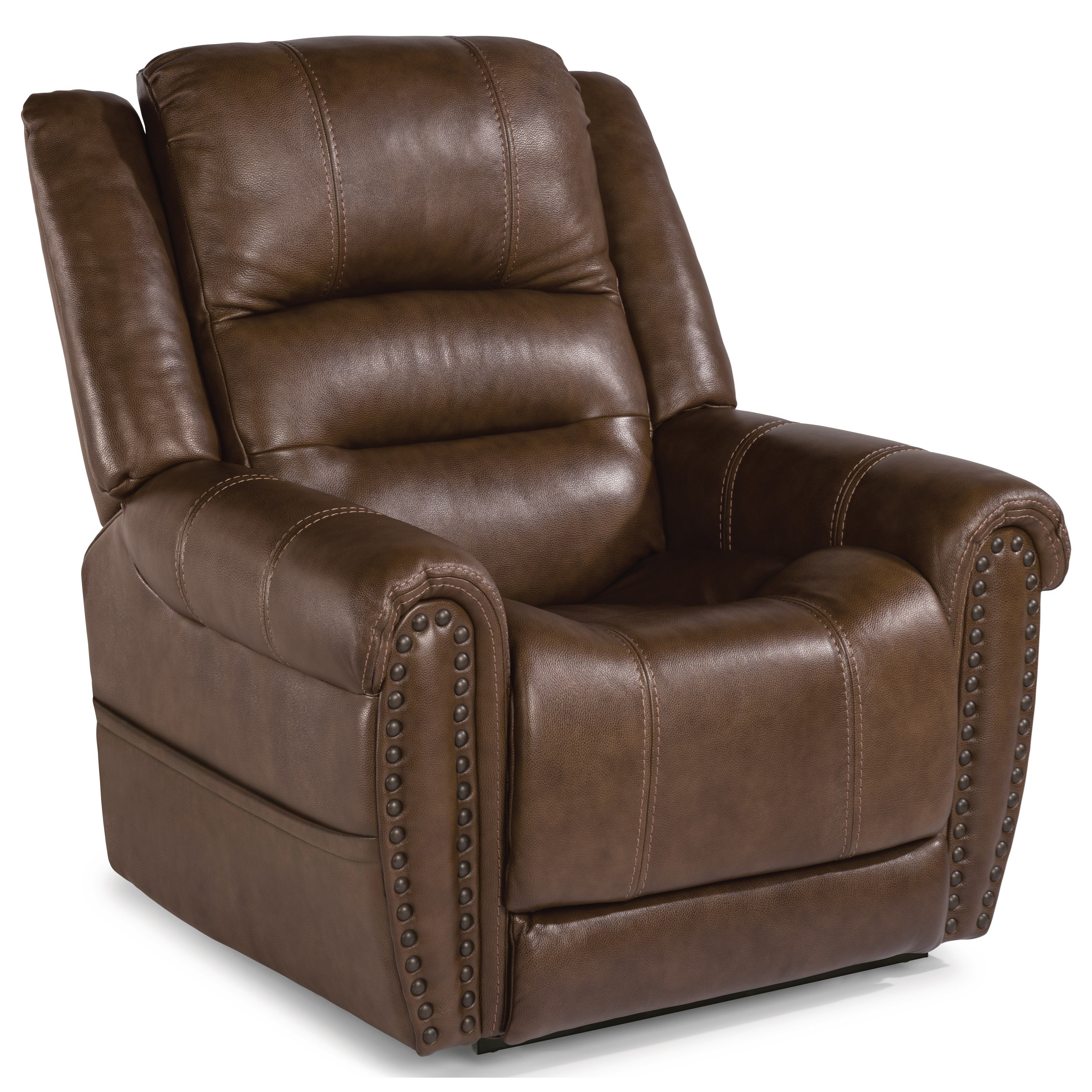 Power Lift Recliner with Power Headrest and Lumbar Support