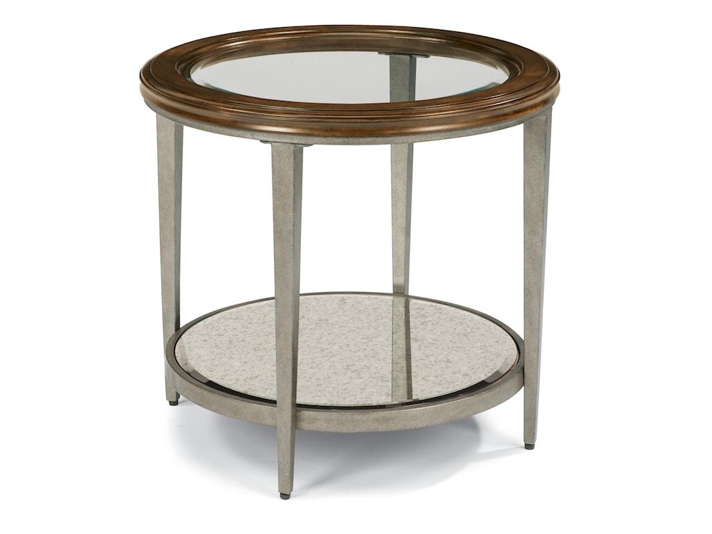 Flexsteel PatinaLamp Table