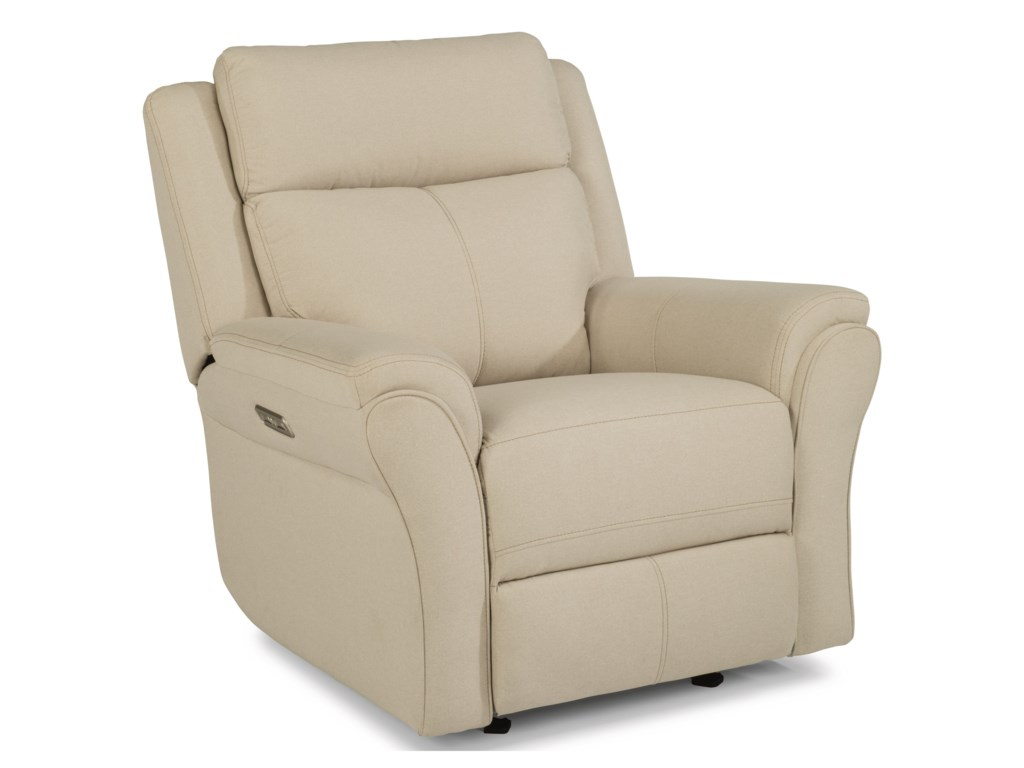 flexsteel elegant nail products item head recliner number capitol recliners with b latitudes power