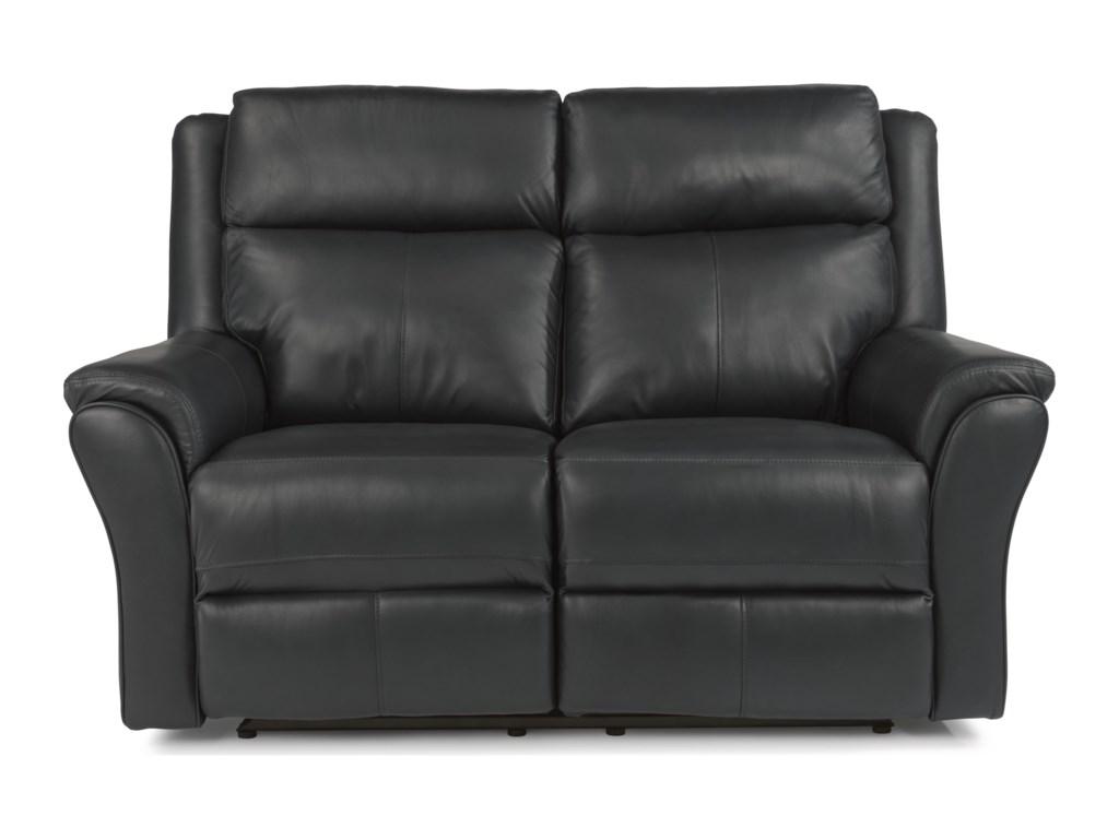 Flexsteel Latitudes-PikePower Reclining Love Seat
