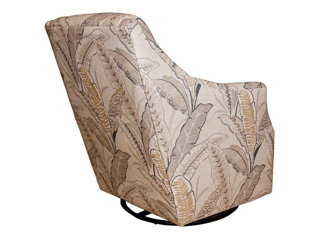 Flexsteel PlymouthSwivel Chair