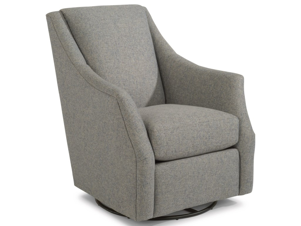 Flexsteel PlymouthSwivel Chair